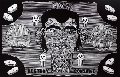 Destroy Consume